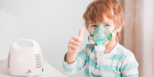 Bezpieczna domowa nebulizacja