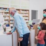 Pracownicy aptek mogą odmówić obsługi pacjenta bez maseczki