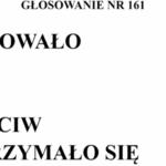 PILNE: Sejm RP uchwalił ustawę o zawodzie farmaceuty!
