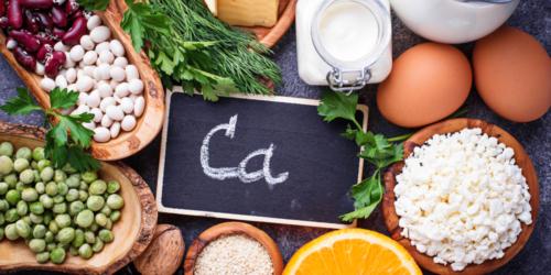 Wapń jako dodatek do probiotyków