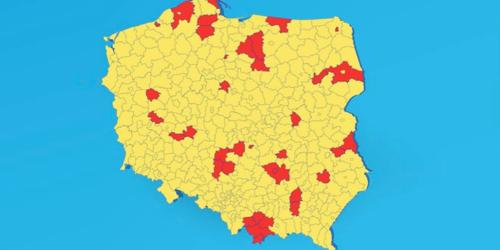 Od soboty cała Polska w żółtej strefie. To oznacza zmiany dla aptek…