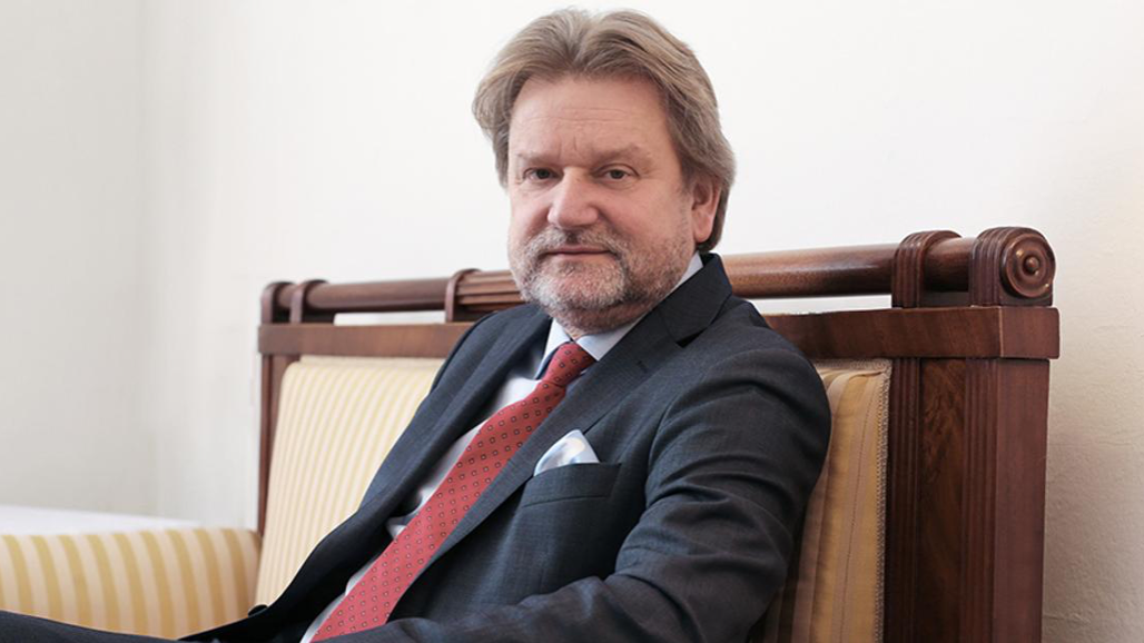 Jarosław Pinkas złożył dymisję na ręce premiera Mateusza Morawieckiego (fot. GIS).