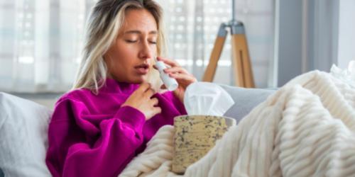 Infekcje dróg oddechowych w czasie COVID-19 – jak zadbać o higienę nosa?