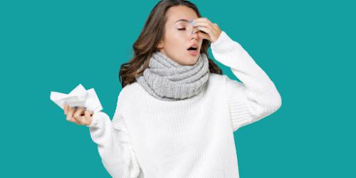 Szybki i skuteczny sposób na skrócenie nieżytu nosa